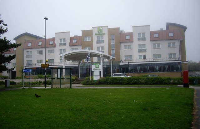 Holiday Inn, Westhill (July 2012)