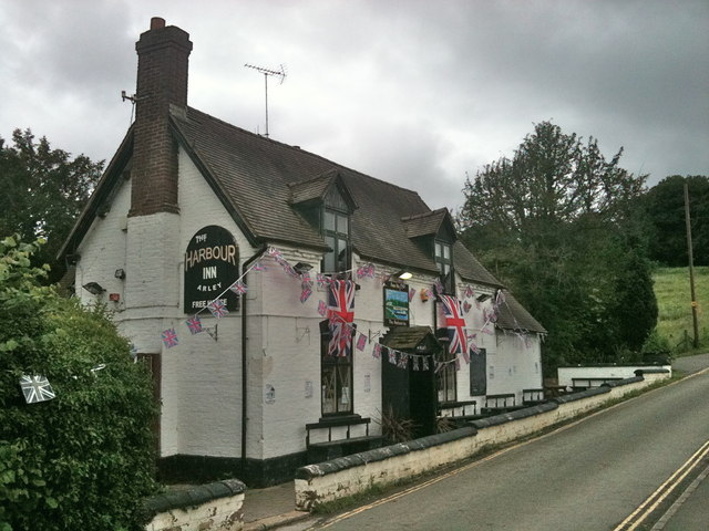The Harbour Inn, Arley