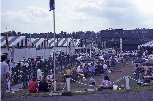 Wimbledon 1991 - Aorangi Park (1)