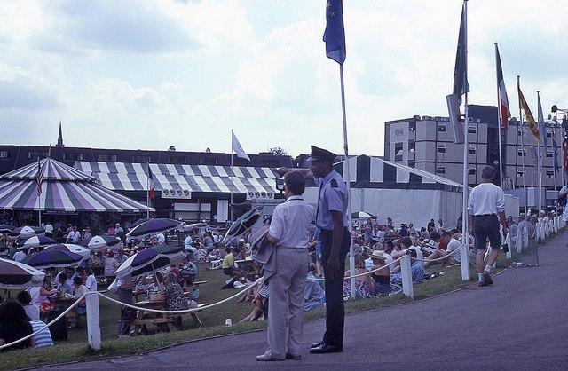 Wimbledon 1991 - Aorangi Park (2)