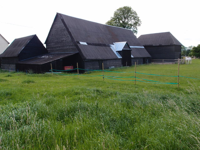 Traditional Barns At Down Hall Farm 169 Michael Trolove
