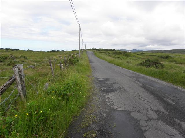 Road at Farraghans