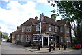 TQ7570 : Kings Arms, Upper Upnor by N Chadwick