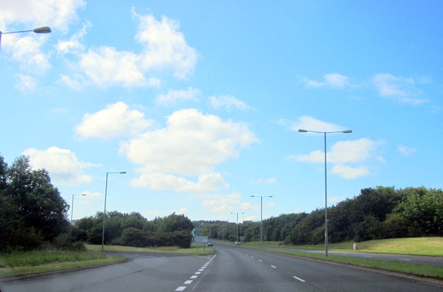 Redditch A441, Turn For Bromsgrove