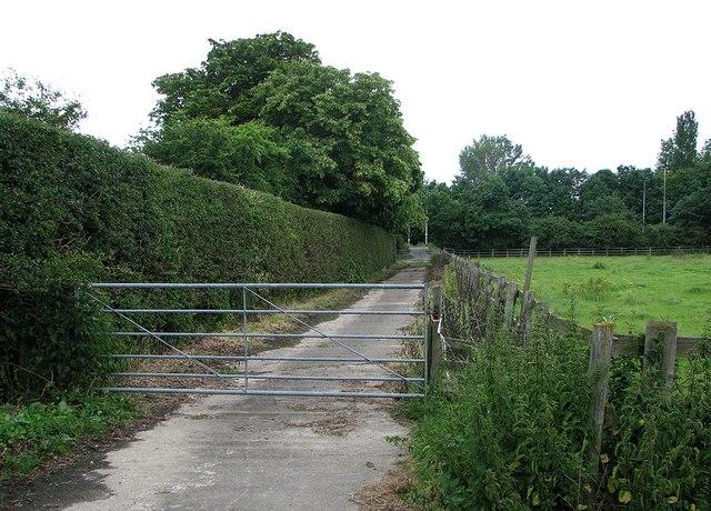 Path from Coton to Girton