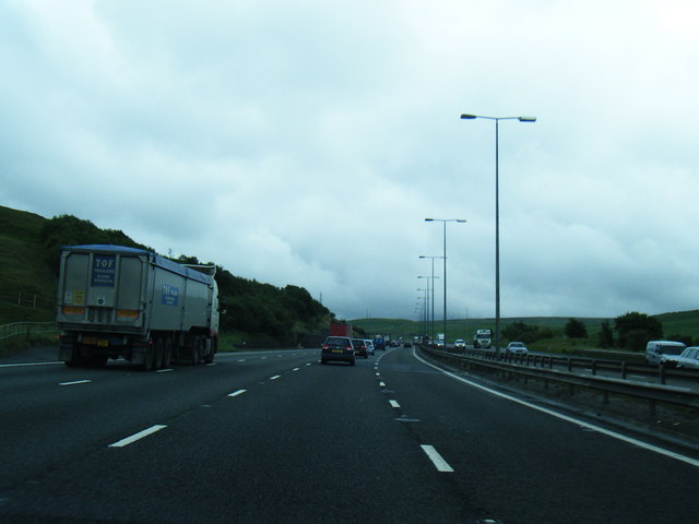 M62 east of Rakewood
