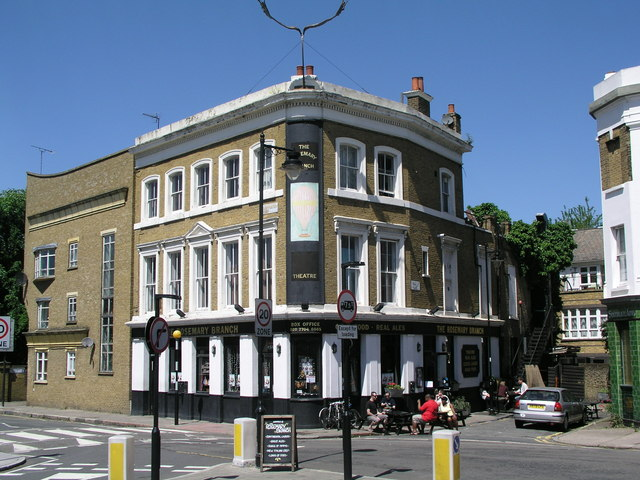 Rosemary Branch public house