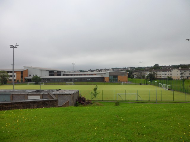Duncanrig Secondary School, East Kilbride