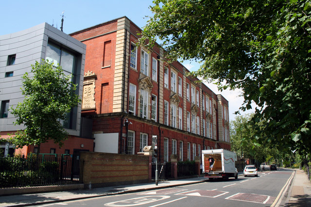 Peckham:  Oliver Goldsmith school