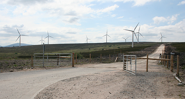 Drummuir Wind Farm