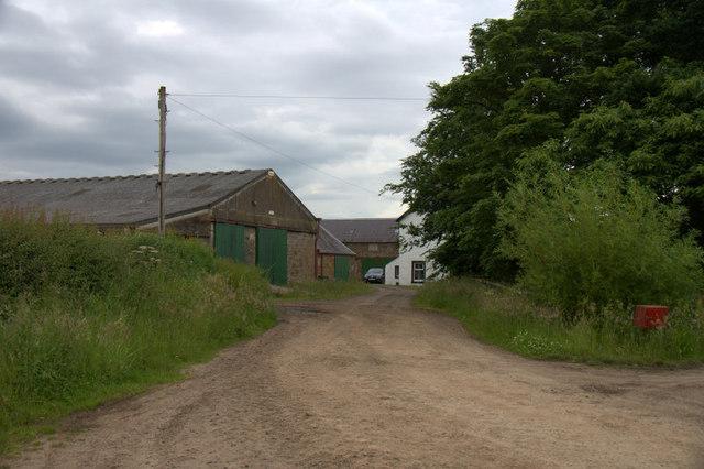 Campsie, near Guildtown