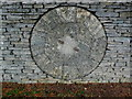 SP1521 : Millstone at Slaughter Farm (5) by Nigel Mykura