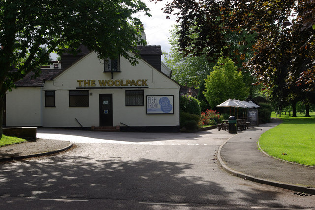 The Woolpack, Weston