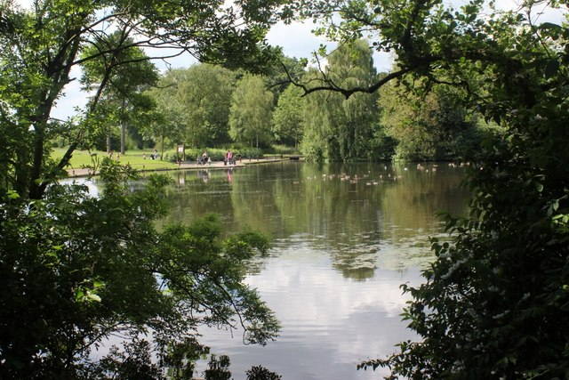 Haslam Park  Lake