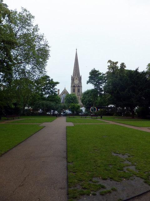 St Lukes Church Redcliffe Gardens Chelsea