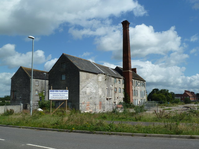 Former Baily's tannery - Glastonbury