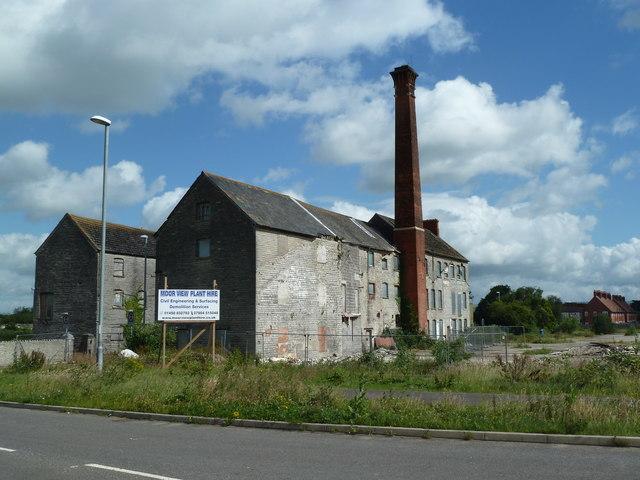 Former Baily's tannery - Glastonbury