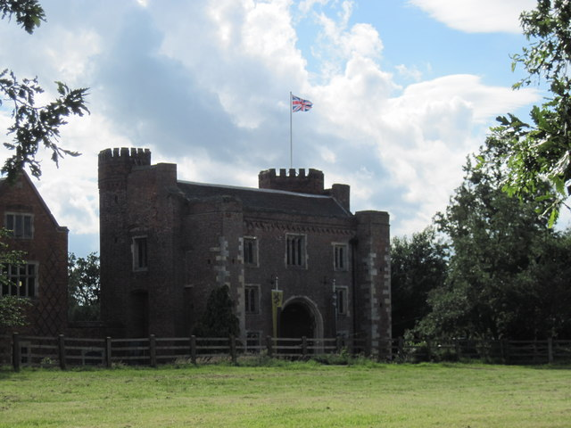 The  Gatehouse  at  Hodsock  Priory