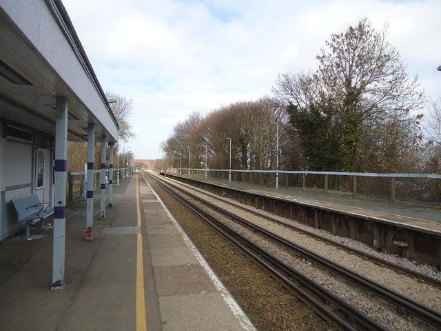 Aylesham railway station