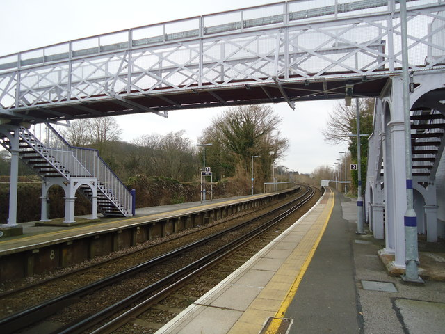 Kearsney railway station
