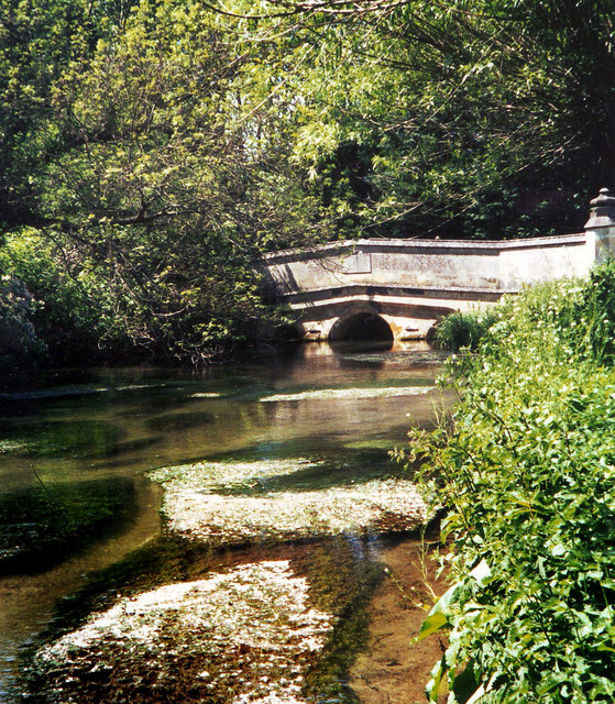 Bridge Over The Windrush