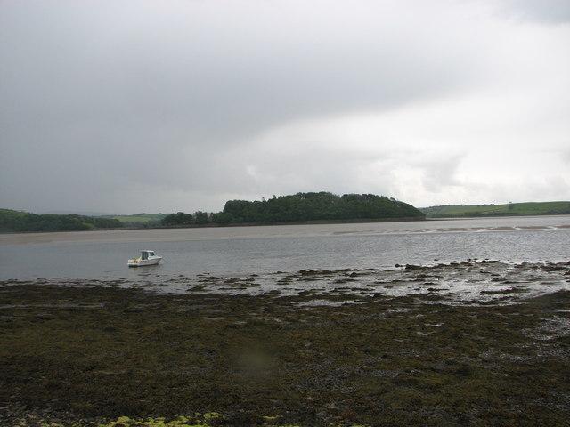 Ballyboyle island