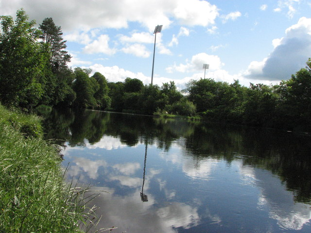 River Finn, Ballybofey