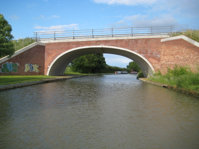 Grand Union Canal: Bridge Number 43A