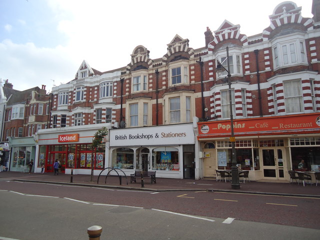 Shops, Devonshire Road, Bexhill