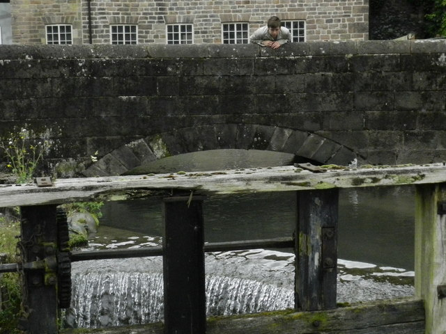 Cromford Mill, sough