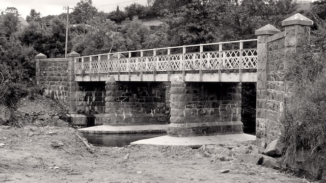Lisnaree Bridge near Banbridge