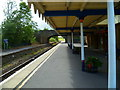ST4508 : Crewkerne station by Shazz