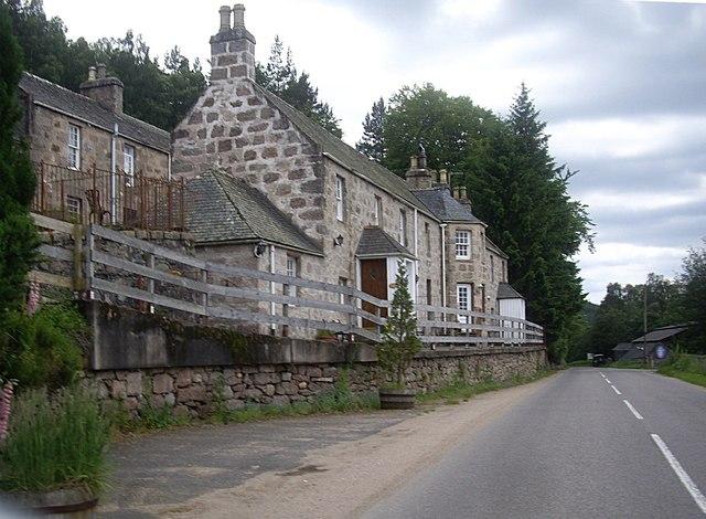 Pannanich Wells Hotel near Ballater