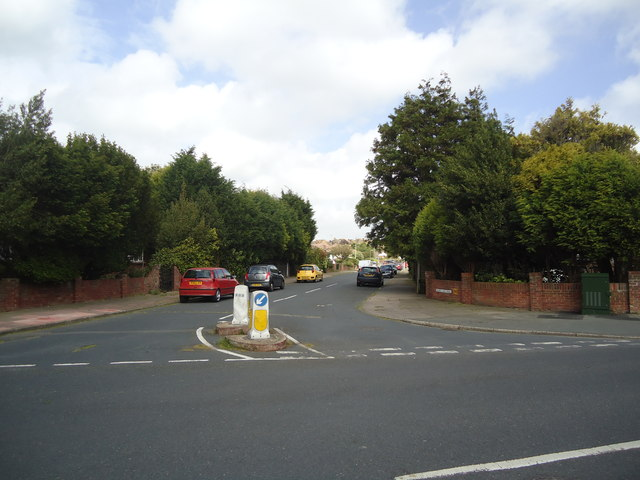 Church Vale Road, Bexhill