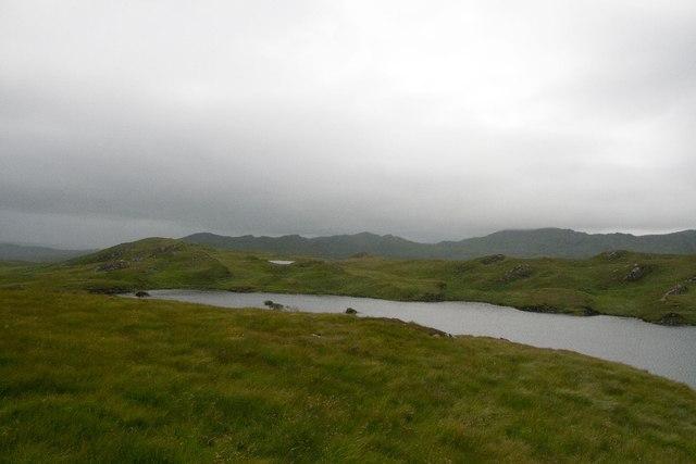Loch nan Eilean, Jura