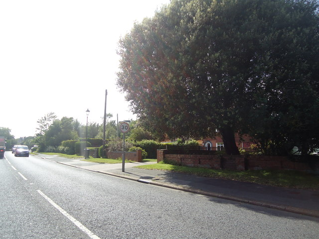 Bexhill Road, Pevensey