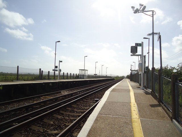 Pevensey Bay railway station
