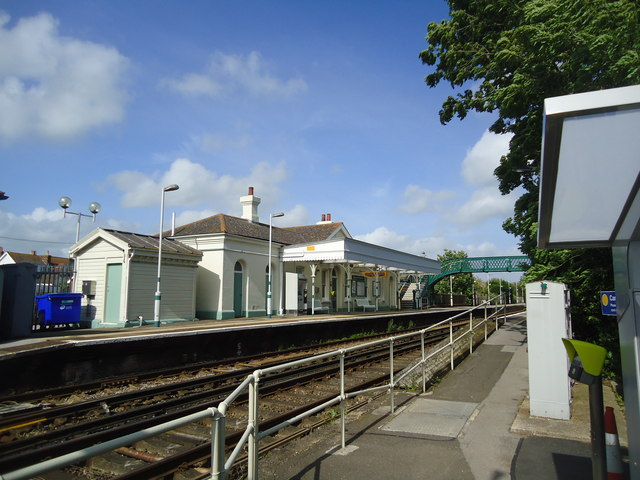 Pevensey and Westham railway station