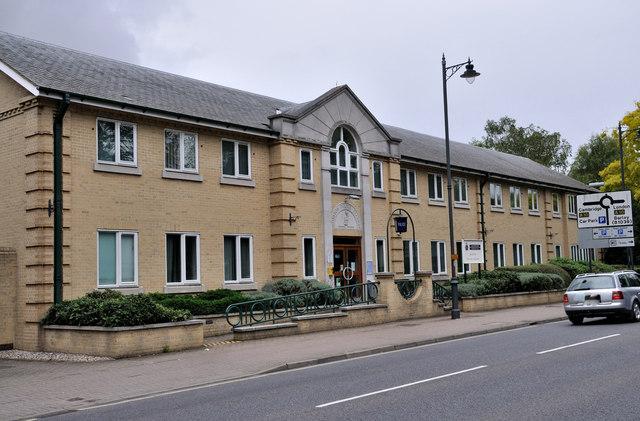 Royston Police Station - Melbourn Street - Royston
