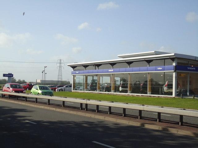 Caffyns Volvo, Eastbourne
