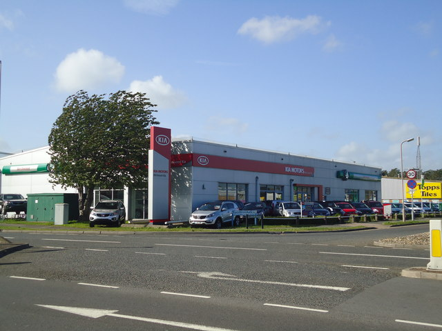 Birchwood KIA / Skoda, Eastbourne