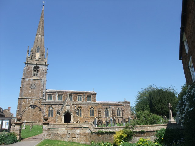 Church of All Saints, Middleton Cheney