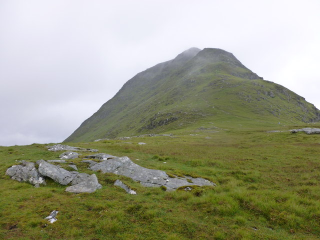 North side of Ben Lomond