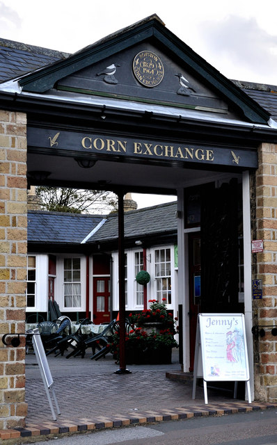 The Corn Exchange - Royston