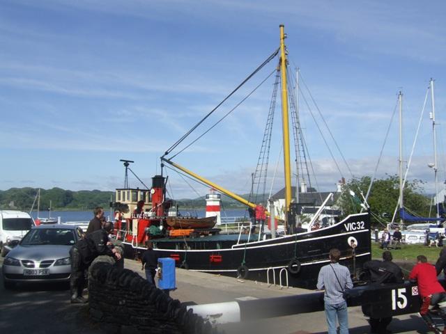 Crinan Canal - Lock No 15