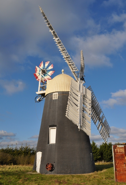 Thelnetham Windmill