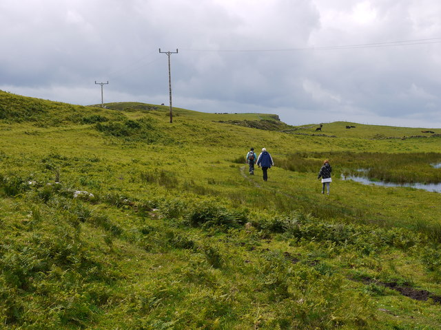 Roonivoolin Trail, Rathlin Island