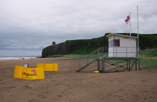 RNLI Lifeguard Station, Downhill