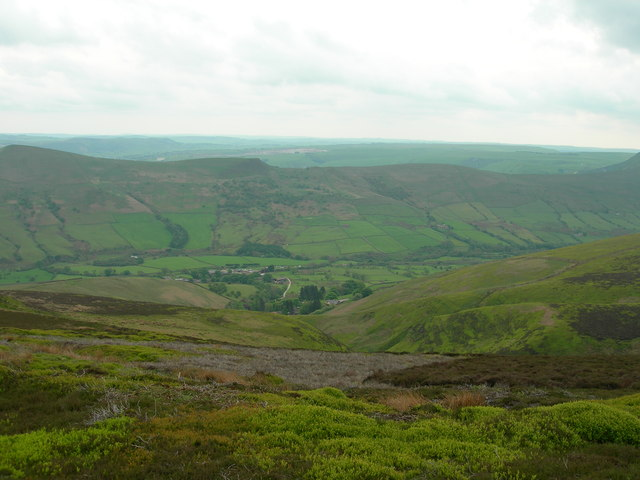Upper Moor/Lady Booth Clough
