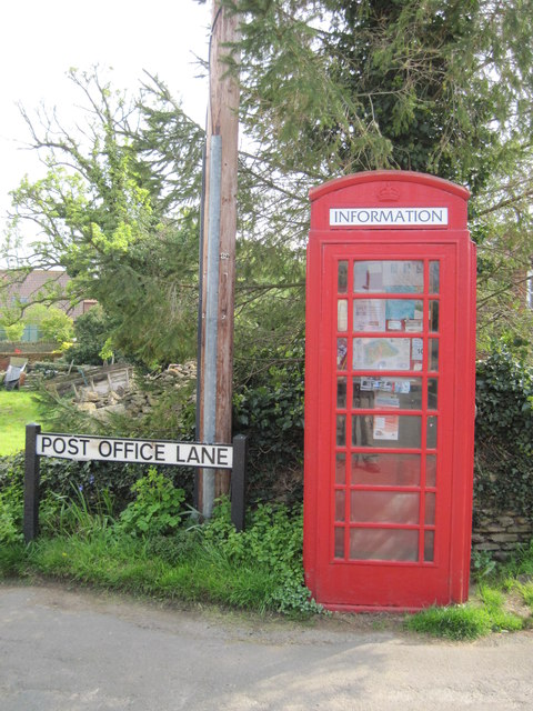 A  Phonebox  no  more  Whitton